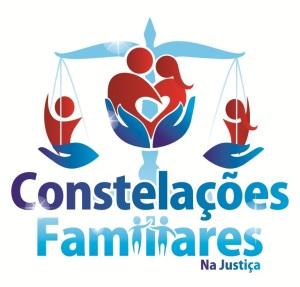 Novo logotipo das Constelações Familiares na Justiça