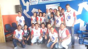 Voluntários do Projeto Família - A Base da Vida
