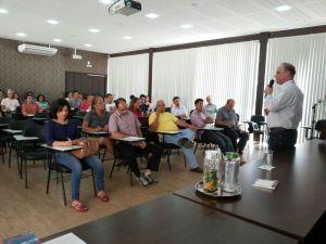 Workshop aberto à comunidade, realizado no auditório da Procuradoria-Geral do Estado do Acre