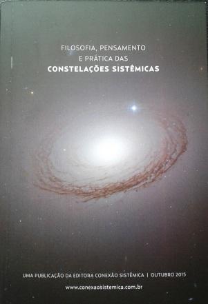 Capa da novo número da revista da Editora Conexão Sistêmica, lançada no dia 3/10/2015.